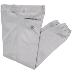Rawlings Youth Medium Weight Double Knit Pants ()