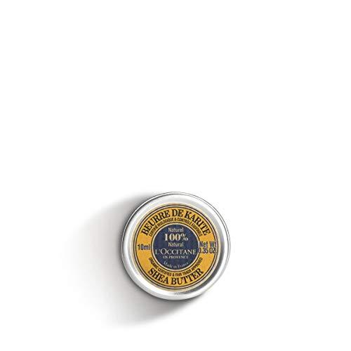 L'Occitane Shea Organic Shea Butter, 0.35 Oz
