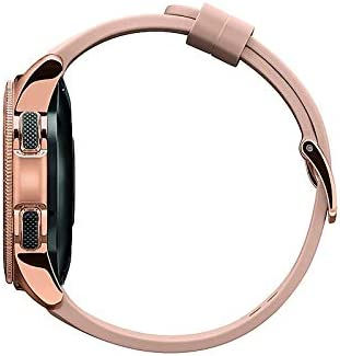 Samsung Galaxy Watch (42mm, GPS, Bluetooth, Unlocked LTE) – Rose Gold (US Version) 31FNRz8pAEL