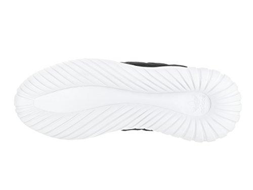 adidas Hombre Nova Tubular PK Running Shoe cblack, dkbrey, vinwht