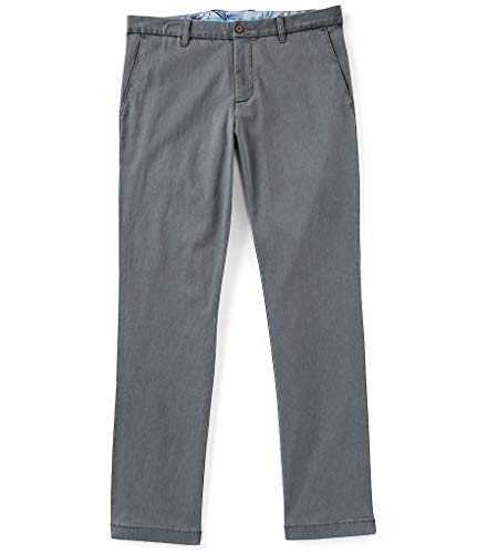 (Tommy Bahama Flat Front Boracay Chino Pants (Color: Fog Gray, Size 36X30))