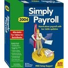 Simply Accounting Payroll 2004