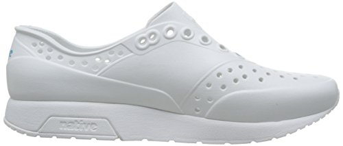 native Women's Lennox Slip Fashion Sneaker Shell White/Shell White 2015 for sale NuIKPs6t
