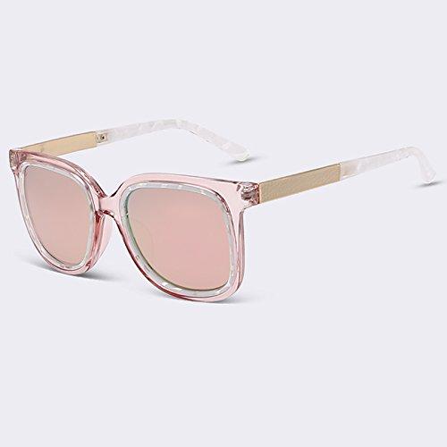 TIANLIANG04 Donne di Modo Occhiali Da Sole Square Frame Occhiali di Stile di Estate Marchio di Lusso Occhiali Da Sole di Alta Qualità Occhiali,C06