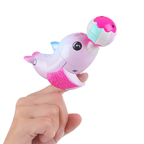 Fingerlings Dolphin is a cute electronic pet