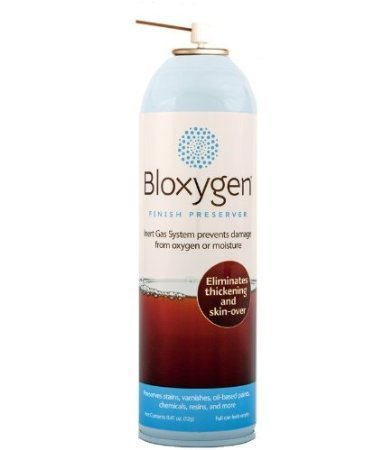 Bloxygen 12 Grams Finish Preserver Spray Seal And Store By Ironwood Design