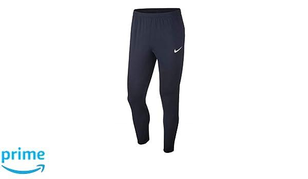 Nike Kids Dry Academy 18 Football Pants, Unisex niños, Black ...