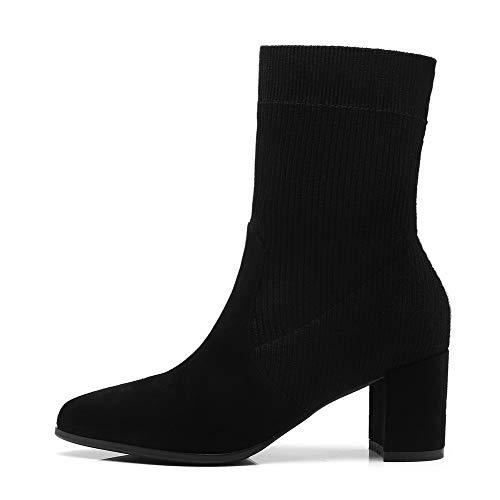 Abm13145 Femme Balamasa Noir Compensées Sandales tdHwHq