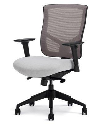 Charmant Highmark 607 E1 SS3 A56 Bolero Modern Task Chair Seat Summit Back Dark