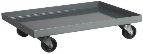 AKRO-MILS AC803618M26 Powder Coated Steel Panel Dolly for...