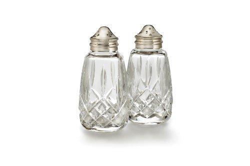Waterford Lismore Salt and Pepper Set - Marquis Salt