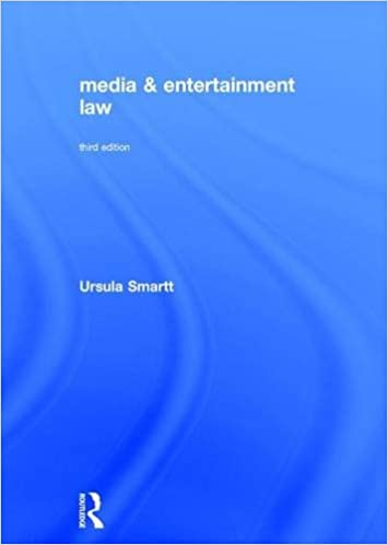 Media & Entertainment Law