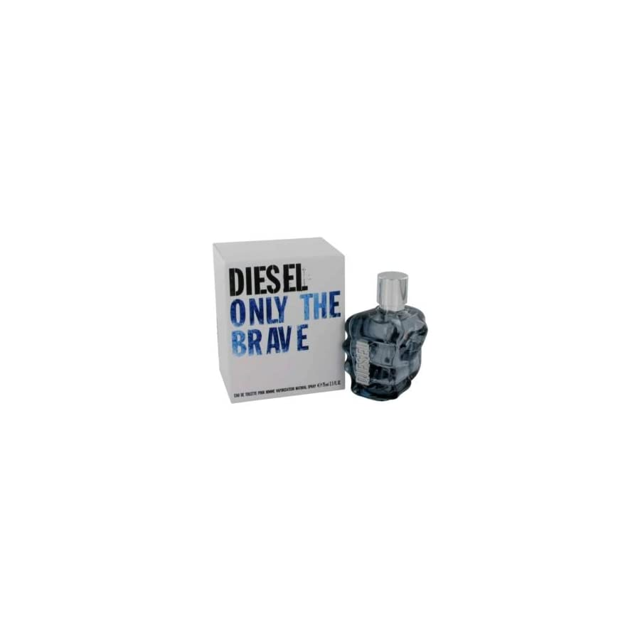 Diesel Only The Brave By Diesel Eau De Toilette Spray 4.2 Oz, 4.2 oz