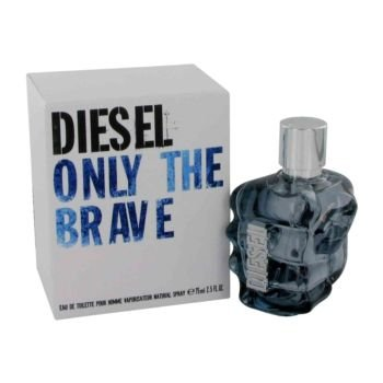 ONLY THE BRAVE by Diesel 1.7 oz Men's EDT Cologne NIB -