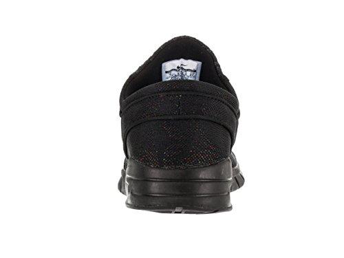 Nike Herren Stefan Janoski Max PRM Skate Schuh Schwarz / Schwarz Foto / Blau Weiß 8 D (M) US