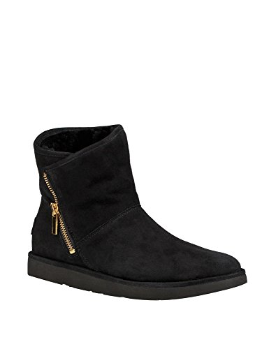 Nero UGG Shearling Boot Womens Kip 4wIUwq