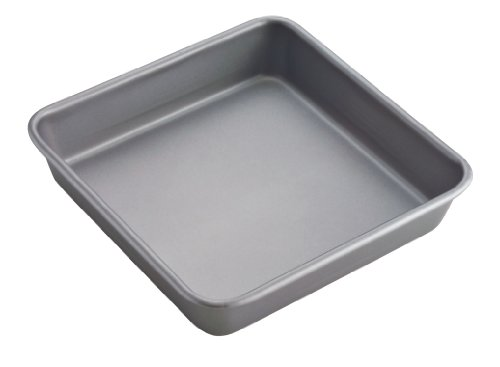 WearEver 68208 Commercial Square Cake Pan, (Wearever Square Cake Pan)