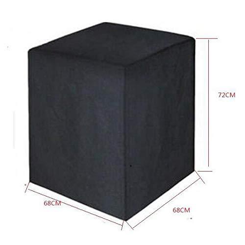 AHGX-cover Copertura Protettiva Copertura del Giardino,nero,68  68  72cm