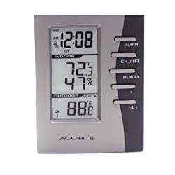 AcuRite 00590A1 Wireless Weather Thermometer