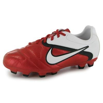 Nike JR CTR360 LIBRETTO 2 FG Kinder Fußballschuh, challenge red/white-black