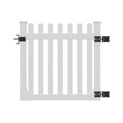 Picket Fence Gate - 6