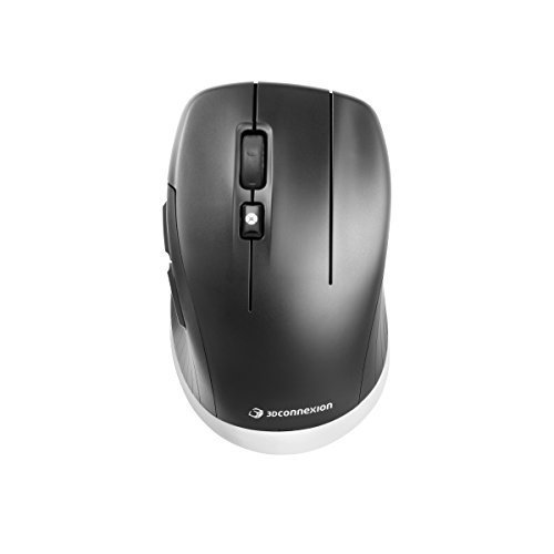 3Dconnexion 3DX-700062 Cadmouse Wireless for Cad Professionals...