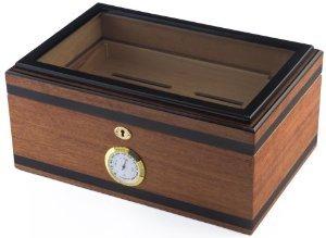 125-Cigar Bally V Humidor ()
