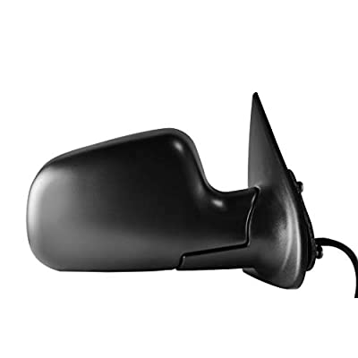 Passenger Side Mirror for 1999-2004 Jeep Grand Cherokee - Textured Non-Heated Side View Mirror - CH1321184: Automotive