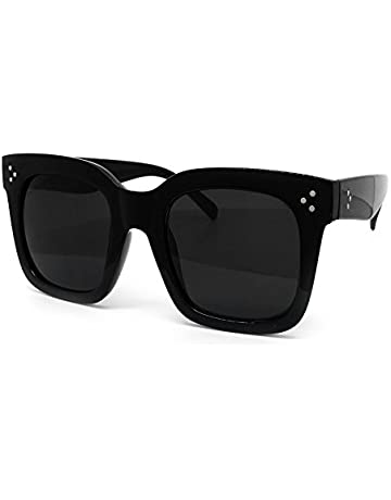 82f51f51af9 O2 Eyewear 7222 Premium Oversize XXL Women Men Mirror Brand Style Fashion  Sunglasses