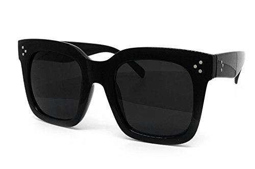 O2 Eyewear 7222 Premium Oversize XXL Women Men Mirror Fashion Sunglasses