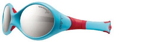 Julbo Looping II Baby Sunglasses, Spectron 4 Baby Lens, Blue/Red, 12-24 - 24 Months Baby 12 Sunglasses