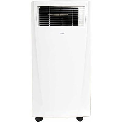 Haier HPB08XCM-LW 8,000-BTU Portable Air Conditioner, White