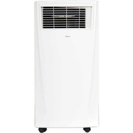 Haier HPB08XCM-LW 8,000-BTU Portable Air Conditioner, White price