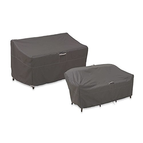 Classic Accessories 55-149-025101-00 Loveseat Cover by Classic Accessories