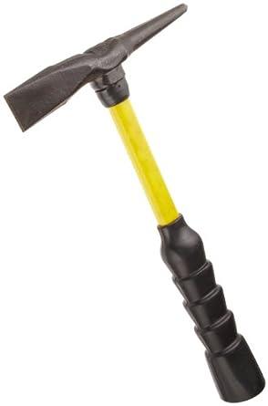 Nupla 70320 soldadores chipping cono y cincel martillo con mango de Classic y SG agarre,