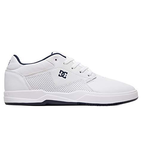 DC Shoes Barksdale – Shoes for Men – Schuhe – Männer – EU 44 – Weiss