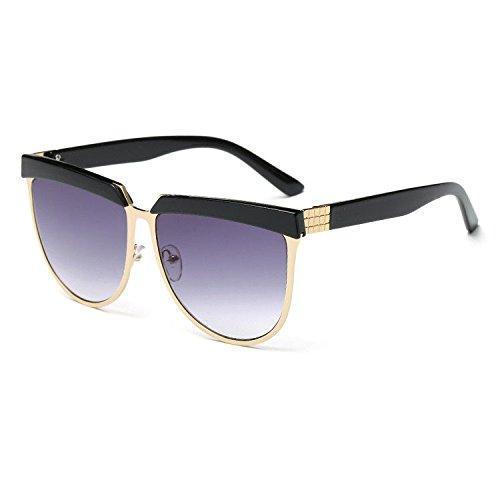 Aoligei Boîte à lunettes de soleil anti-uv400 lunettes de soleil hommes et femmes générales mode lunettes TnVyjvIoUC