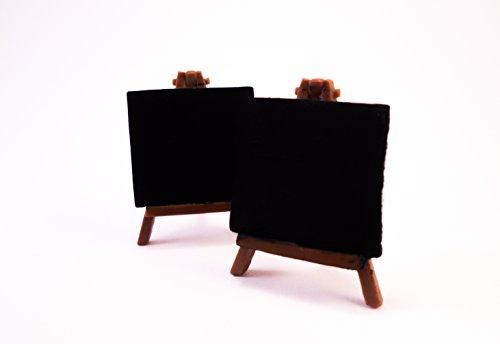 Stuart Semple BLACK 2.0 The world's mattest, flattest, black acrylic paint by