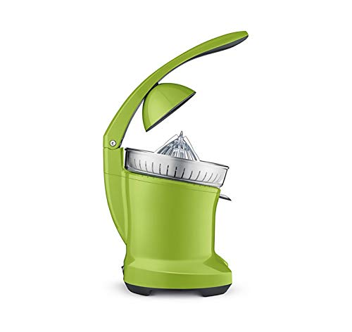 Breville Motorized Citrus Press Juicer, Includes Juicing Cone Designed for All Citrus Sizes - (BCP600) Lime