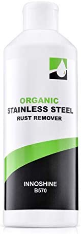 Stainless Steel Rust Remover Cleaner