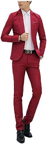 ビジネススーツ スリム 礼服 結婚式 就職スーツ スタイリッシュスーツ フォーマルスーツ メンズ スーツ メンズ 上下セット パーティー スーツ