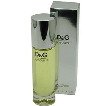 be3a103493f61 D   G Masculine By Dolce   Gabbana For Men. Eau De Toilette Spray 1.7