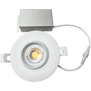 Obsess 12w 4 led recessed kitchen ceiling light downlight spotlight tscdy gimbal downlight ic rated 4inch 12w100w replacement directional adjustable dimmable led retrofit mozeypictures Images