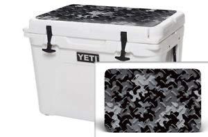 新品登場 YETI Cooler/生活雑貨 Skin/キャンプ用品/クーラーボックス/カスタマイズ/アクセサリー/シール/ステッカー/クーラーラップ Camoplate/USATuff Wrap Skin Lid Kit fits YETI 65qt Cooler Black Camoplate B07PMC7D3V, 厳選ドッグフード専門店A&YDOGGY:daaf6732 --- a0267596.xsph.ru