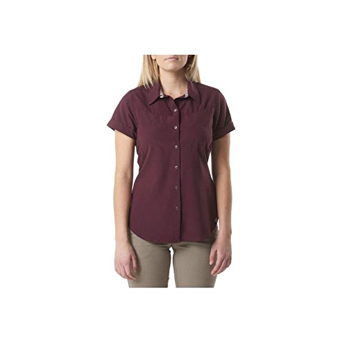 5.11 Women'sn Freedom Flex ss shirt Napa, Small by 5.11