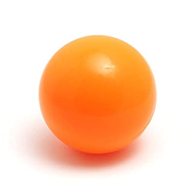100mm Stage Contact Juggling Balls (Orange): Sports & Outdoors