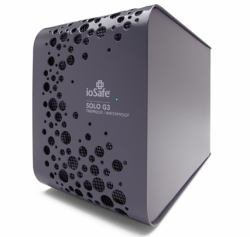 IOSAFE Solo G3 3TB USB3.0 Fireproof & Waterproof External...
