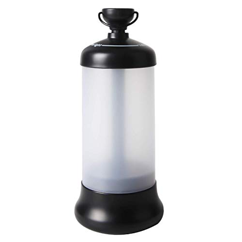 Lantern Flashlights with Magnetic Base, Portable LED Camping Lantern Light, 4 Lightning Modes for Camping Hiking Fishing Emergency Light for Outdoor and Indoor with Rechargeable Battery Included