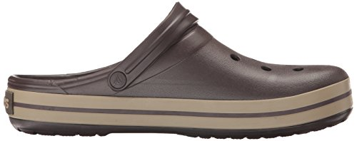 Large Product Image of Crocs Men's and Women's Crocband Clog  | Comfort Slip On Casual Water Shoe | Lightweight