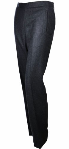 Sutton Studio Womens 100% Cashmere Slim Dress Pants Plus Sizes